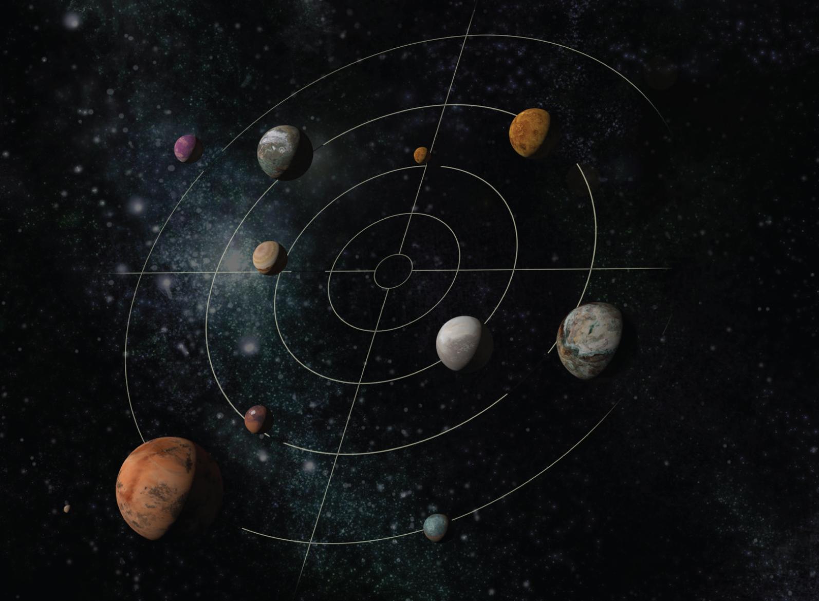 Lucas Ellerbroek - Planetenjagers
